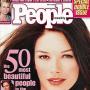 Catherine Zeta-Jones People Cover