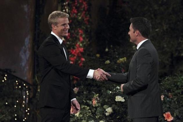 Sean Lowe, Chris Harrison