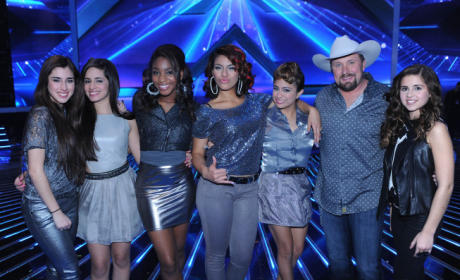 The X Factor Finalists: Who Will Win?