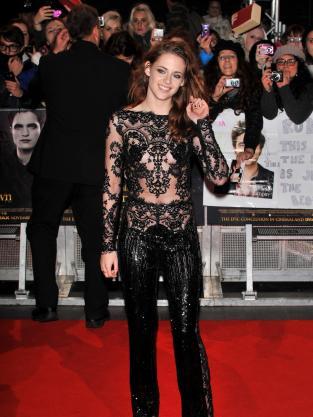 Kristen Stewart on the Red Carpet