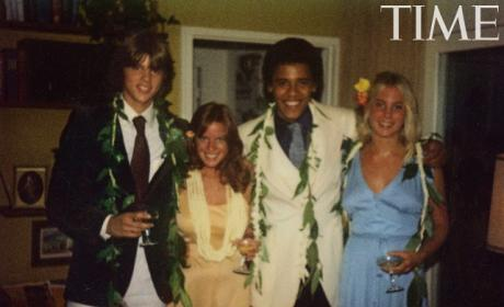 Celebrity Prom Photos: President Obama, Brad Pitt, Lady Gaga & Many More!