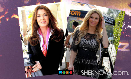 """Brandi Glanville: Lisa Vanderpump """"Could BBQ a Baby"""" and People Would Think it's Cute!"""