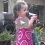 Girl Learns Lesson About Water Pressure... The Hard Way