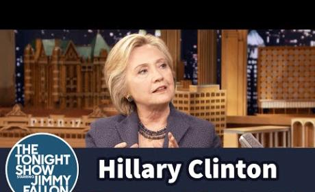 Jimmy Fallon Interviews Hillary Clinton, Part 4