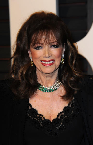 Jackie Collins Photo
