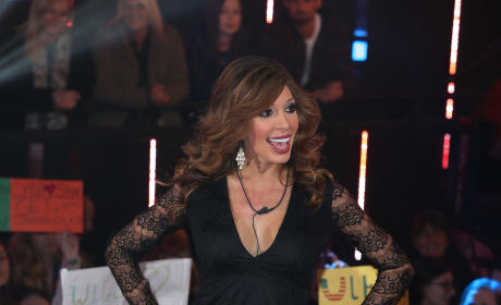 Farrah Abraham: Celebrity Big Brother Photo