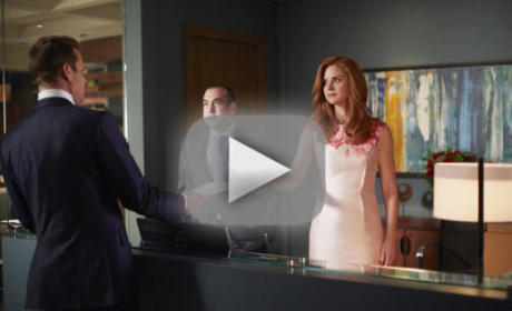 Suits Season 5 Episode 1 Recap: Under (Panic) Attack
