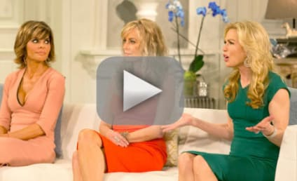 The Real Housewives of Beverly Hills Reunion Recap: ALL the Tears
