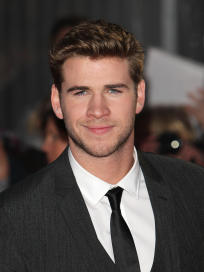 Liam Hemsworth in London