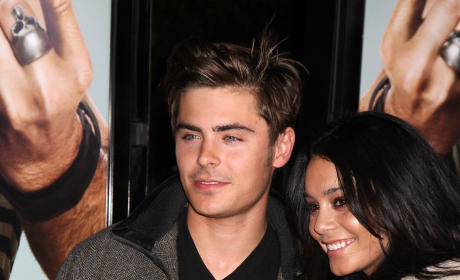 Zac Efron Kisses Nikki Blonsky, Cheating on Vanessa Hudgens?