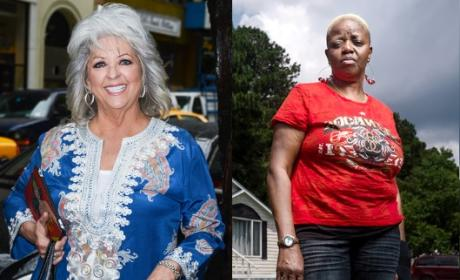 Paula Deen Denies Making African-American Employee Dress Up Like Aunt Jemima