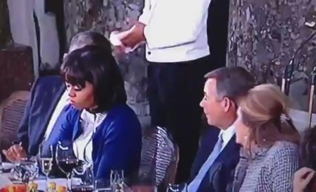 Michelle Obama Eye Roll at John Boehner: Caught on Video!