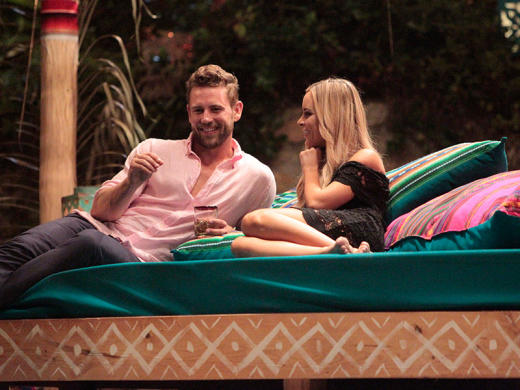 Amanda Stanton and Nick Viall