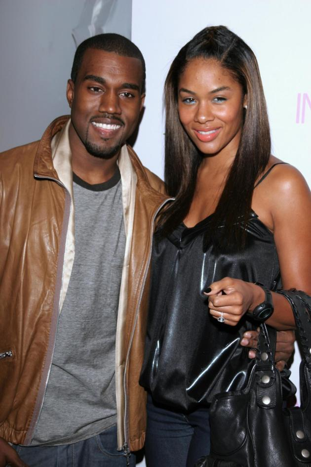 Kanye West Alexis Phifer Photo