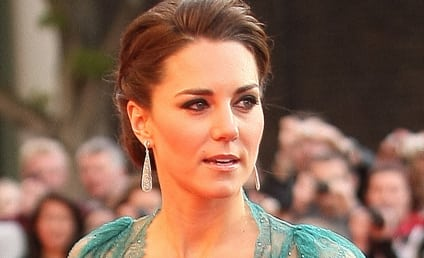 Kate Middleton Surprises Again With Emerald Gown