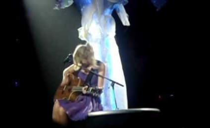 Taylor Swift Covers Bryan Adams in Vancouver