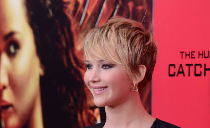 Jennifer Lawrence: THG Celebrity of the Year Finalist #8!