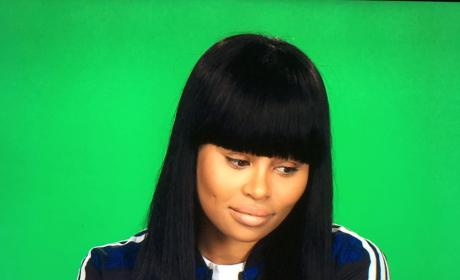 Blac Chyna Makes Her Reality Show Debut