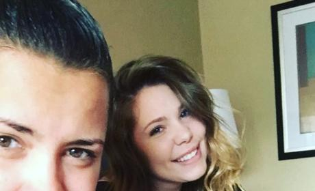 Becky Hayter: Gushing About Kailyn Lowry on Twitter?