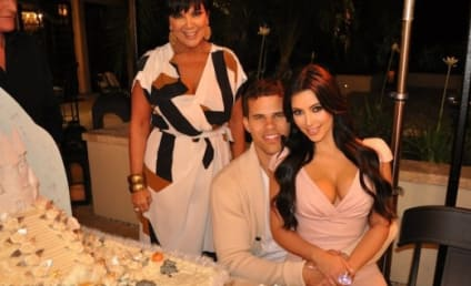 Kim Kardashian & Kris Humphries Holla: We Want Prenup!