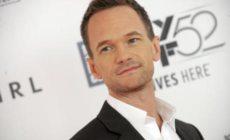Neil Patrick Harris Red Carpet Pic