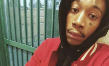 Wiz Khalifa: Off the Hook in Jail Selfie Case