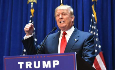 Donald Trump Reveals Net Worth in Announcement Speech