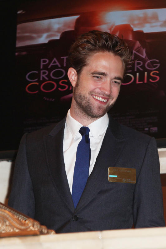 Pretty Pattinson