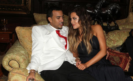 French Montana and Khloe Kardashian: It's Over! Again!