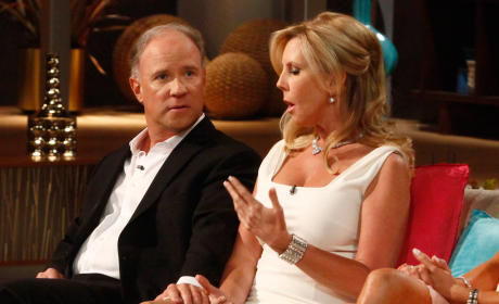 Brooks Ayers, Vicki Gunvalson Boyfriend, Accused of Plotting to KILL Her Business Partner