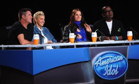 American Idol Rundown: Ellen, Female Contestants, Guitars Rule Hollywood