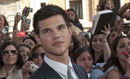 Taylor Lautner Signs on for New Movie
