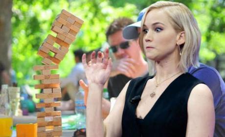 Jen Plays Jenga