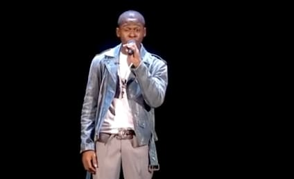 Marcus Canty Dances Into The X Factor Finals