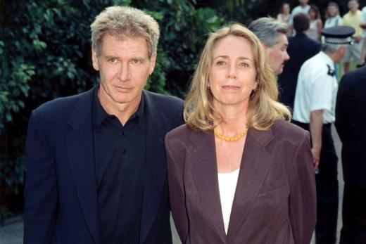 Melissa Mathison, Harrison Ford