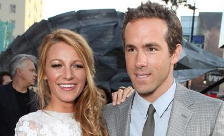 Blake Lively and Ryan Reynolds: MARRIED!