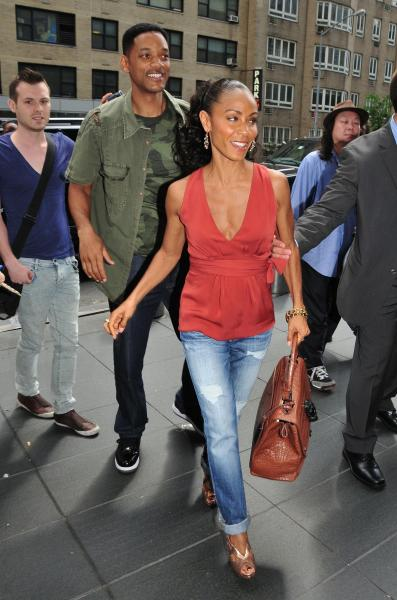 Will and Jada Together