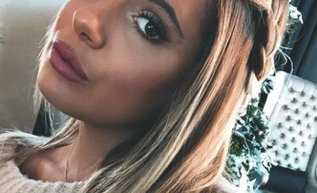 Brielle Biermann Flaunts Bikini Body, Denies Plastic Surgery Rumors