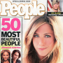 Jennifer Aniston People Cover