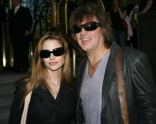 Denise Richards and Richie Sambora Photo