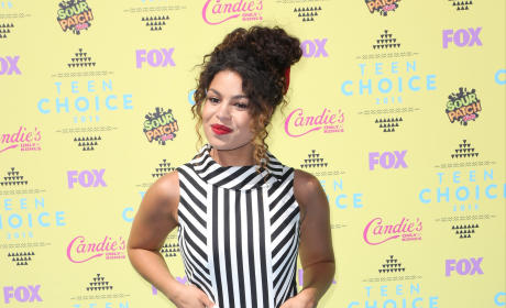 Jordin Sparks at the 2015 Teen Choice Awards