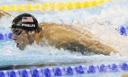 Michael Phelps Wins Gold, Sets Olympic Medal Mark