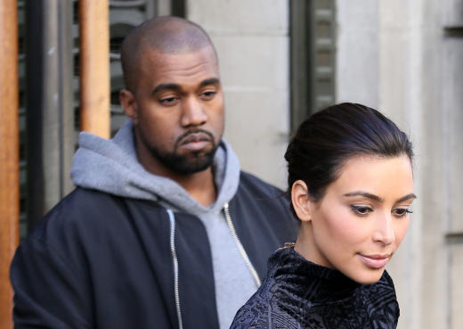 Ye and Kimmy