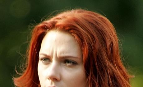 Scarlett Johansson, Red Hair