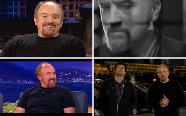Louis ck accidentally disses bradley cooper