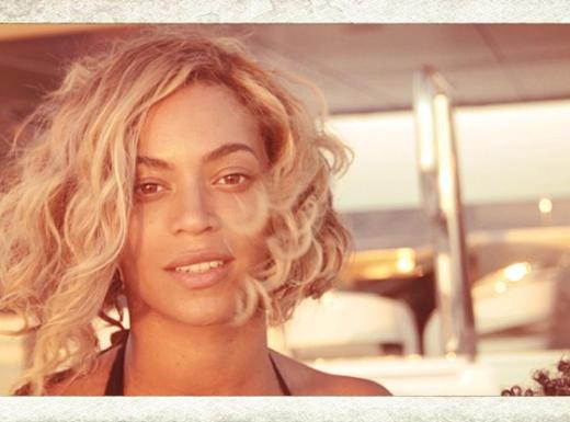 Beyonce, No Makeup