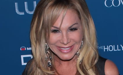 Adrienne Maloof Bashes Brandi Glanville for Inappropriate Children Comments