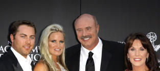 Son of Dr. Phil Marries Playboy Bunny