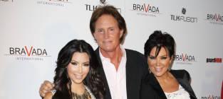 Kim Kardashian, Bruce Jenner Photo