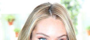 Candice Swanepoel Decrees: I Am Happy and Healthy!